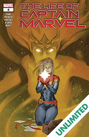 The Life Of Captain Marvel (2018) #4 (of 5)
